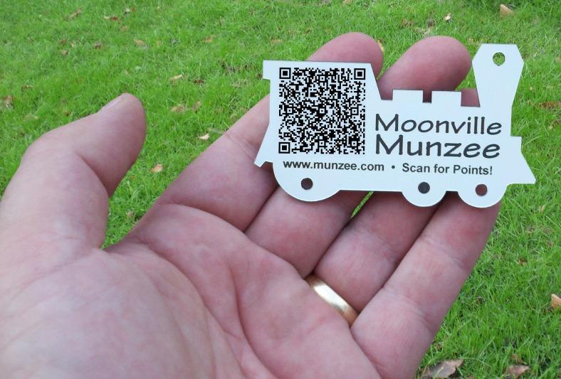 Moonville Munzee